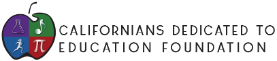 Californians Dedicated to Education Foundation Logo